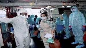 दिल्ली में कोरोना के 24 घंटे में 2548 नए मामले आए, 32 और कोरोना मरीजों की मौत 2