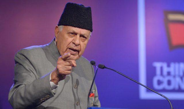 अगर मुसलमानों पर शक हुआ तो कश्मीर को साथ नहीं रख पाएगा भारत :फारूक अब्दुल्ला
