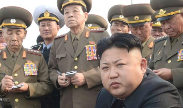 उत्तर कोरिया ने दी दक्षिण कोरिया और अमेरिका पर परमाणु हमलों की धमकी