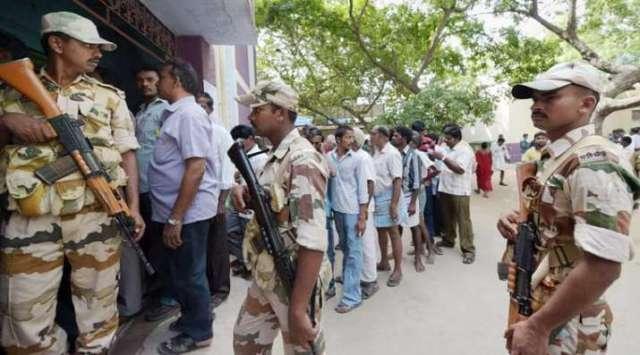 Image result for आरके नगर उपचुनाव के लिए वोटिंग शुरू