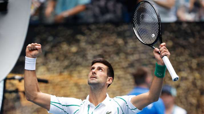 Australia Open 2020, Novak Djokovic- India TV