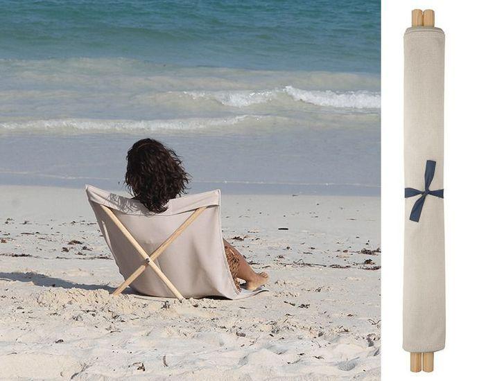 tapis de plage anti sable pliables