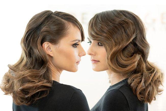 coiffure comment faire un wavy retro