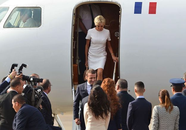 Brigitte Macron : son marathon mode chic et choc au Maroc