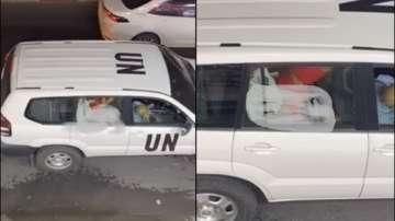 UN vehicle 'car sex act' in Tel Aviv is just latest UN sex abuse scandal