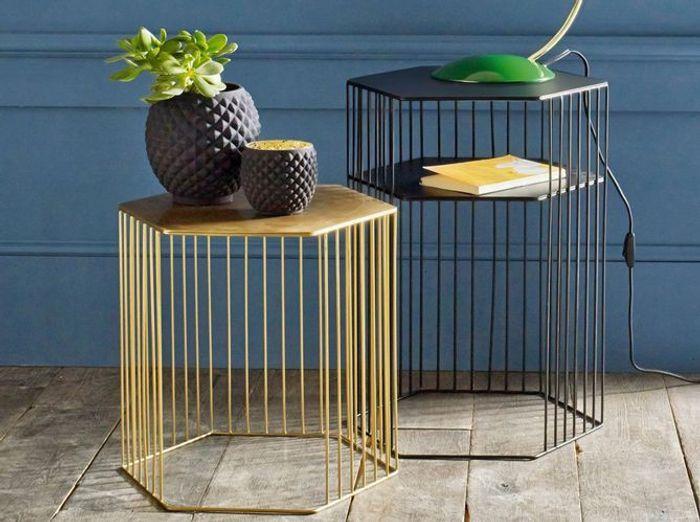 50 Tables De Chevet Pour Tous Les Styles Elle Dcoration