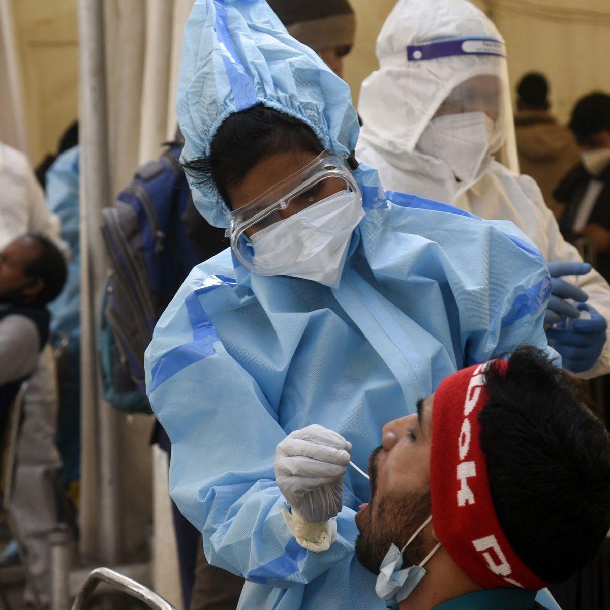 Champignon Noir Inde Covid : Coronavirus En Inde Qu Est Ce Que Le Champignon Noir Apparue Apres Le Covid 19