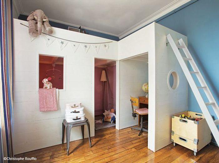 Chambre Enfant Nos Bonnes Ides Pour Gagner De La Place