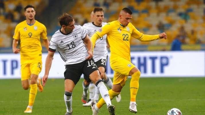 spain football team, germany football team, nations league, nations league 2020-21
