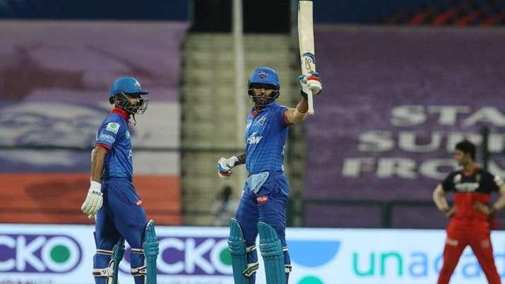 Ajinkya Rahane and Shikhar Dhawan