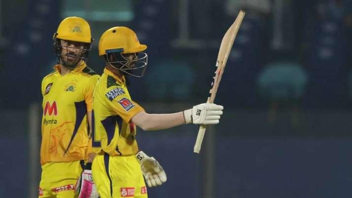 IPL 2021 | Ruturaj Gaikwad, Faf du Plessis power CSK to big win over SRH