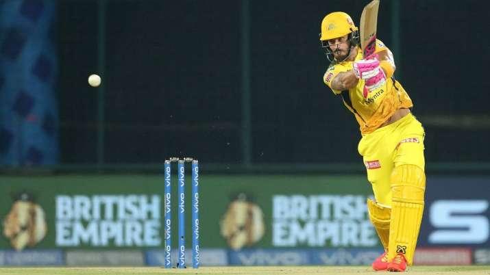 IPL 2021   One or two tweaks helped: Faf du Plessis after earning Orange cap