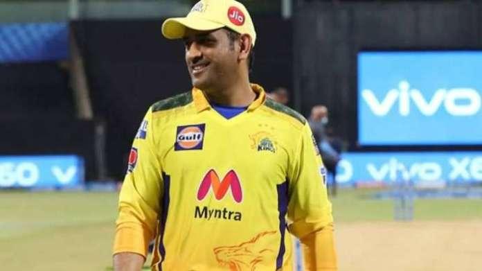 पीबीकेएस बनाम सीएसके  एमएस धोनी आईपीएल फ्रेंचाइजी के लिए 200 गेम खेलने वाले पहले क्रिकेटर बने