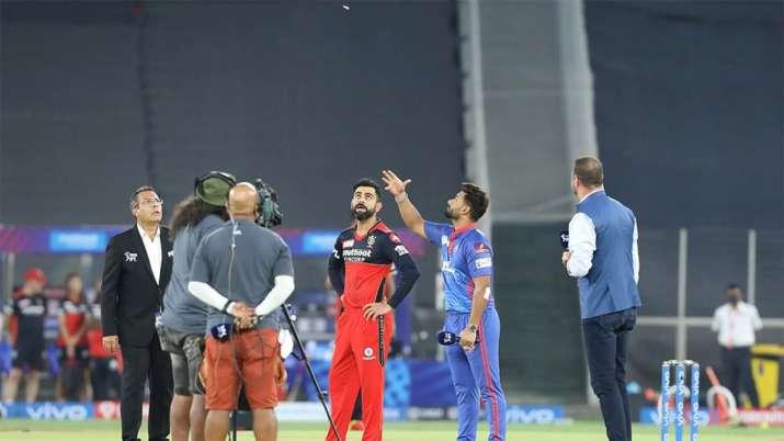IPL 2021 | Delhi Capitals opt to bowl and pick Ishant Sharma; RCB include Daniel Sams, Rajat Patidar
