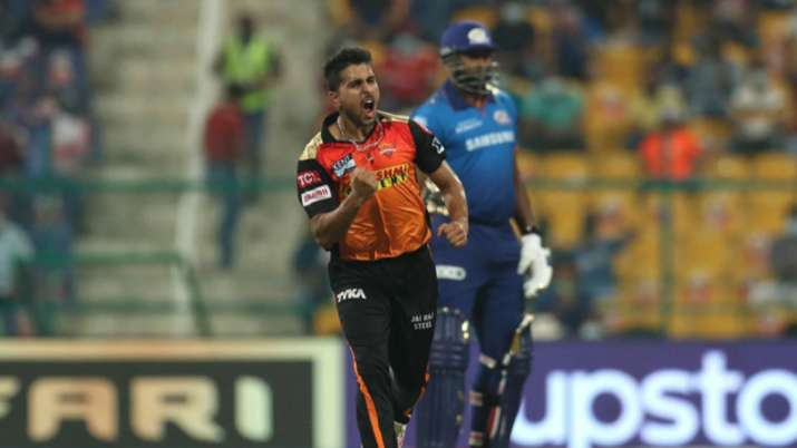 Umran Malik to stay back in UAE as net bowler for India in 2021 T20 World Cup
