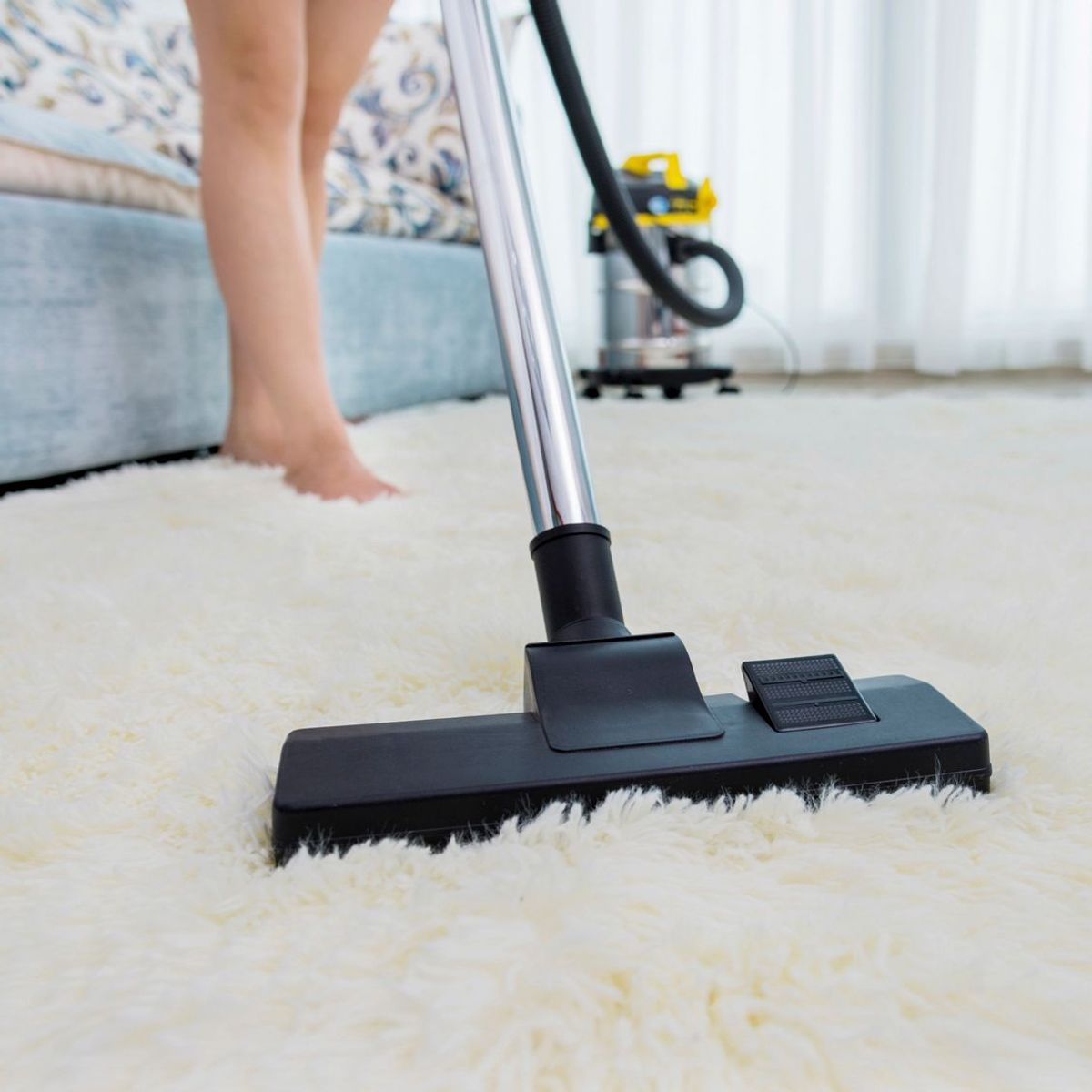 comment bien nettoyer un tapis
