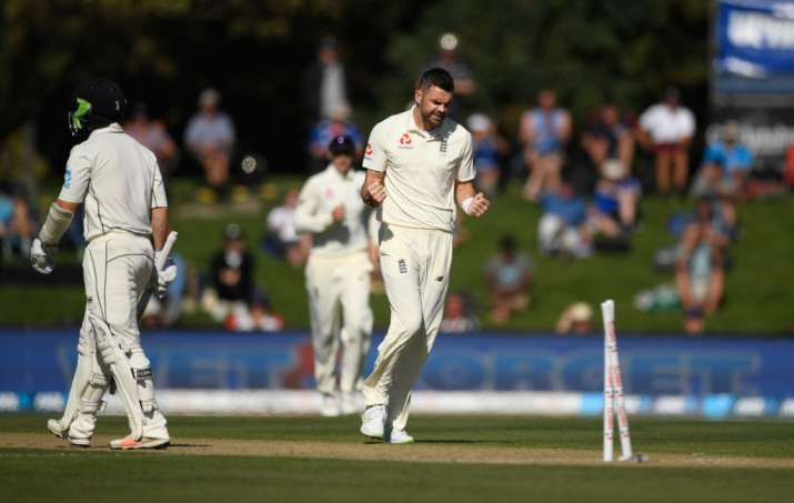 James Anderson rises to top