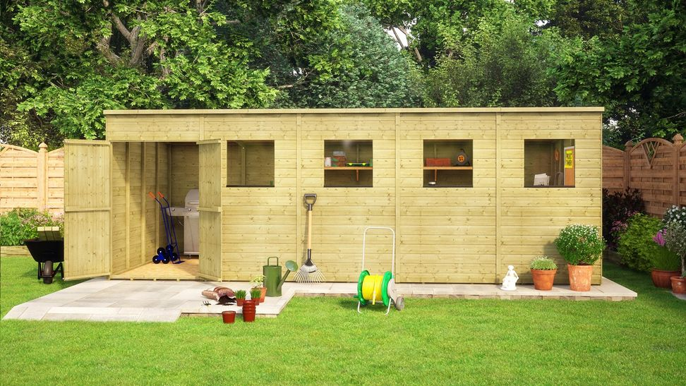 Project Timber Sheds