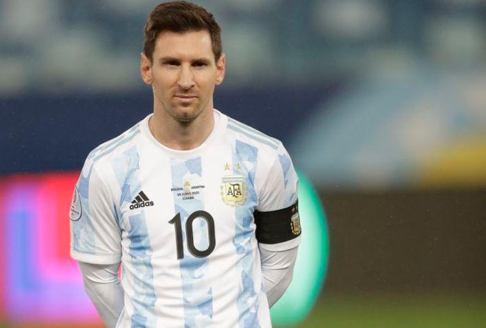 Lionel Messi, el hombre récord del seleccionado argentino