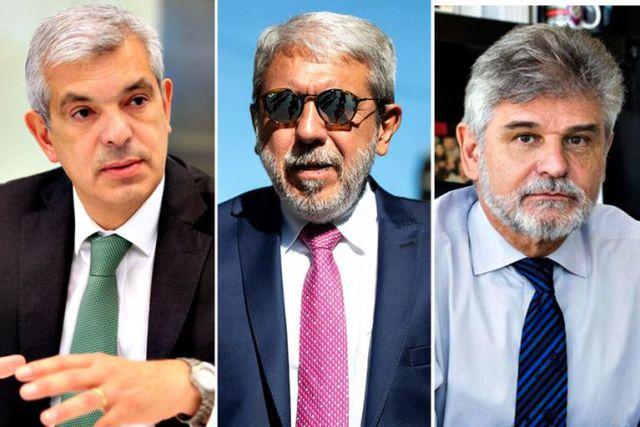 Julián Domínguez, Aníbal Fernández,  y Daniel Filmus vuelven al Gobierno
