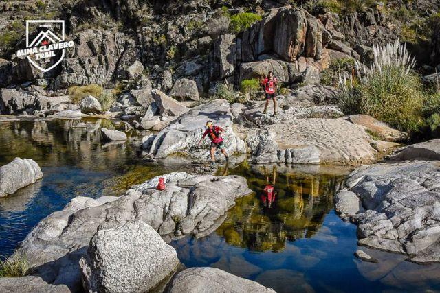 El trail de Mina Clavero