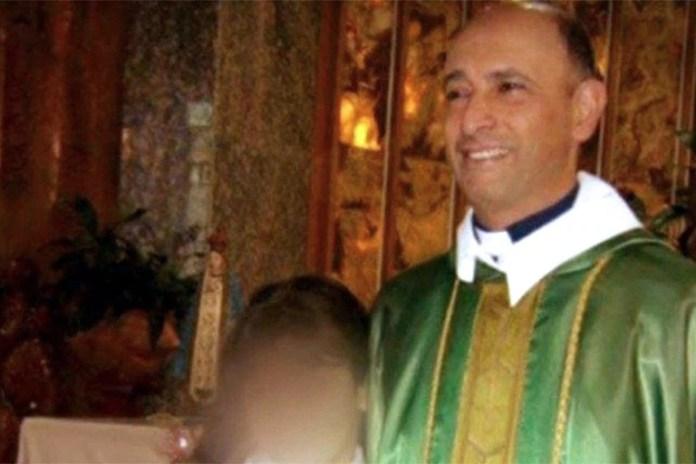 El ex cura Carlos Eduardo José, acusado de abuso sexual gravemente ultrajante