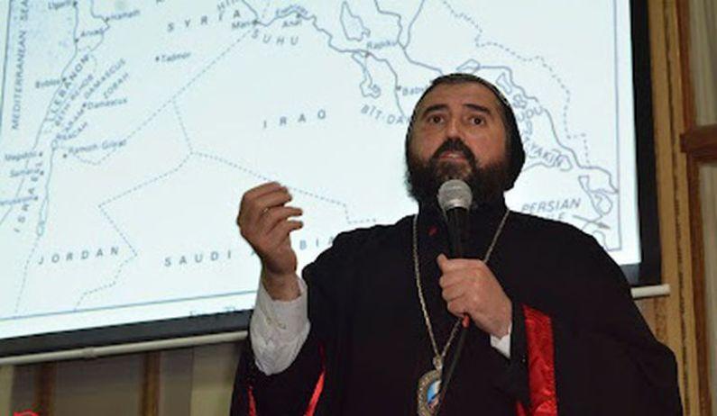 Monseñor Crisóstomo Juan Gassali