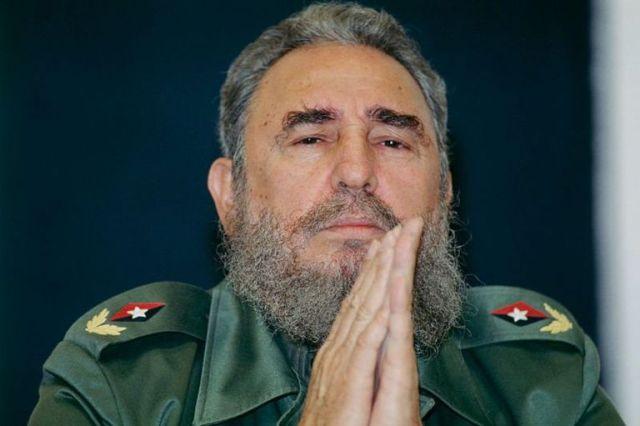 Eran momentos difíles para Cuba y Fidel Castro todavía estaba dirigiendo sus destinos