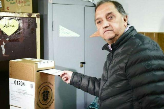 Carlos Linares, el candidato kirchnerista que busca arrebatarle la gobernación a Arcioni