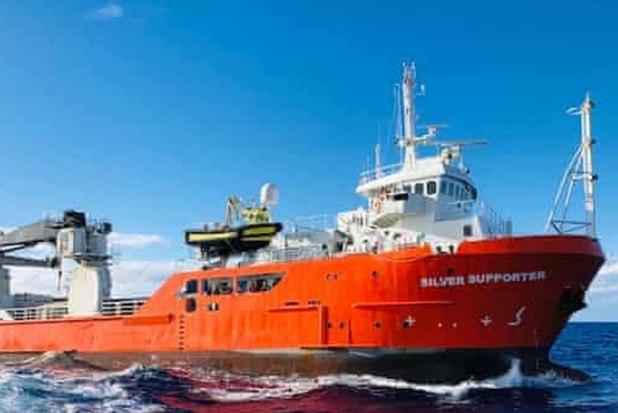 Vidam Perevertilov sobrevivió varias horas en el agua luego de caer de un barco sin chaleco salvavidas