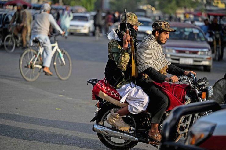 El control de Afganistán ya está en manos de los talibanes