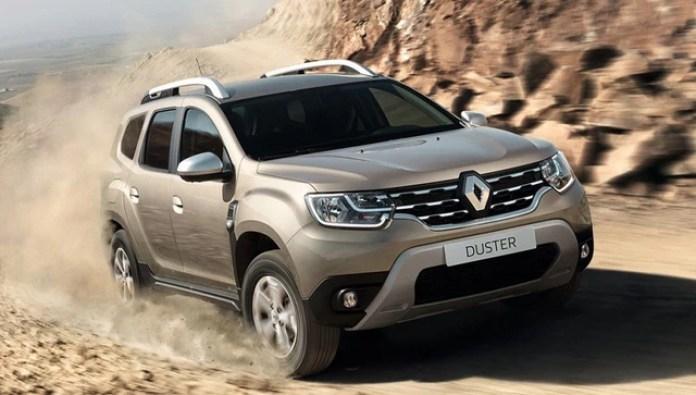 Renault Duster, antes de la llegada de la nueva generación, se mantiene sin impuesto.
