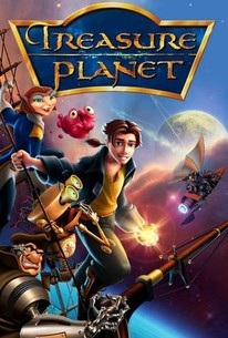 Treasure Planet 2002 Rotten Tomatoes