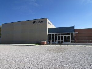 Seneca High School Safe Room