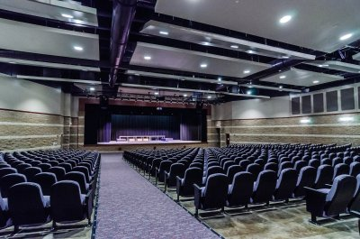 Monett High School PAC Addition (16)