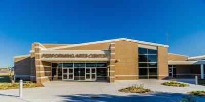 Monett High School PAC Addition (27)