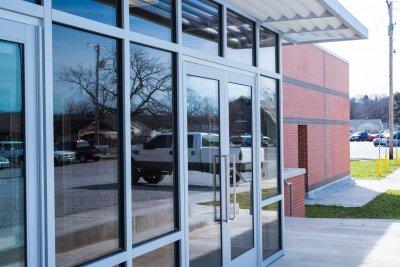 Seneca High School Safe Room (10)