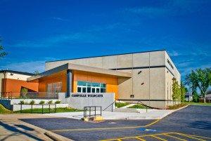 Cassville Performing Arts Center and FEMA Safe Room Cassville, MO