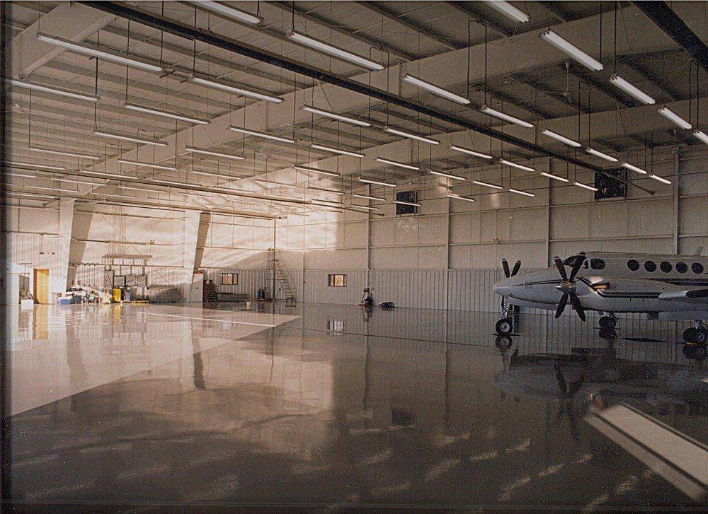 Jack Henry Airport Hanger Monett, MO