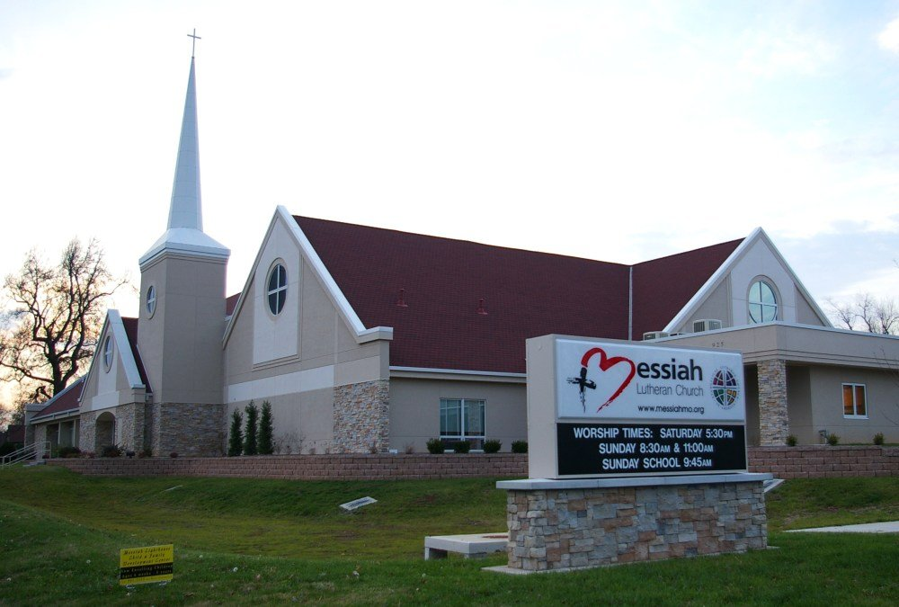 Messiah Evangelical Lutheran Church Springfield, MO