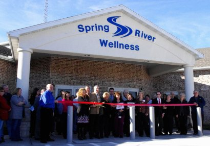 Spring River Wellness Center Riverton, KS