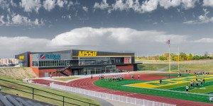End Zone Facility Missouri Southern State University Joplin MO