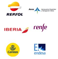 Logotipos empresas-privatización