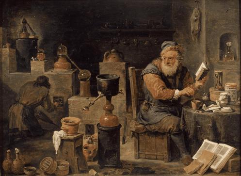 El alquimista-nuevo olvidado