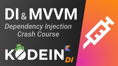 Dependency Injection Kodein MVVM