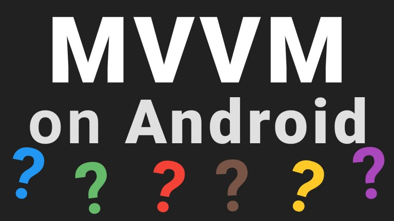 MVVM on Android