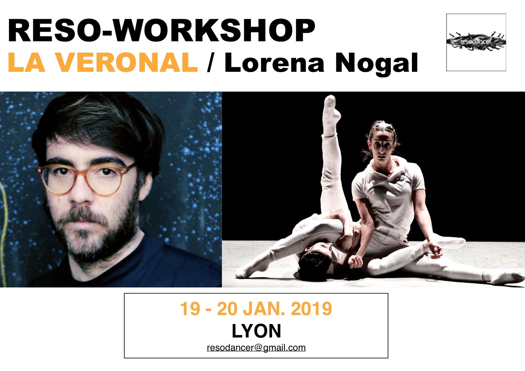 Reso-Workshop La Veronal
