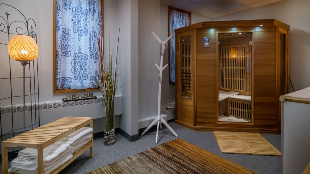 Far Infrared Sauna in Madison, WI