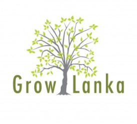 GrowLanka logo