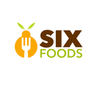 Six Foods White Space Logo